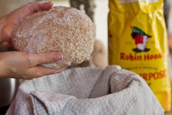 IMG 6412 thumb   4 Ingredient No Knead Bread