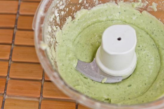 IMG 0167 thumb   15 Minute Creamy Avocado Pasta