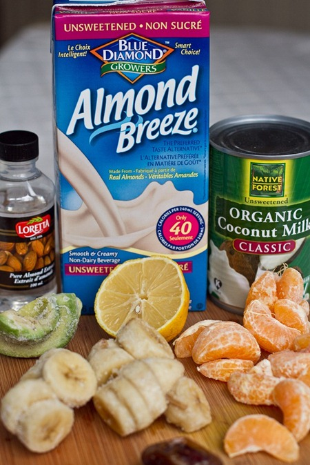 IMG 79741 thumb   Flu Buster Clementine Creamsicle Smoothie