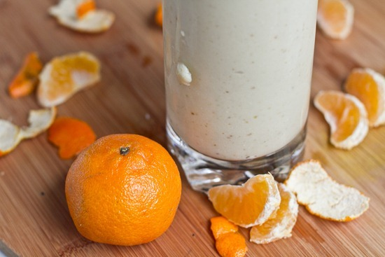 IMG 7997 thumb   Flu Buster Clementine Creamsicle Smoothie
