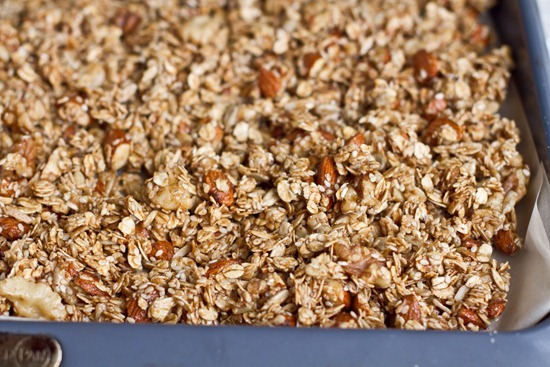 IMG 8220 thumb   My Favourite Homemade Granola (to date!)