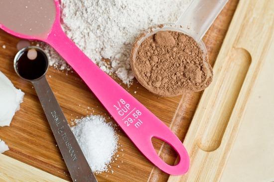 IMG 0336   No Bake Chocolate Macaroons