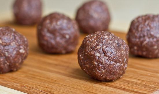 IMG 0355   No Bake Chocolate Macaroons