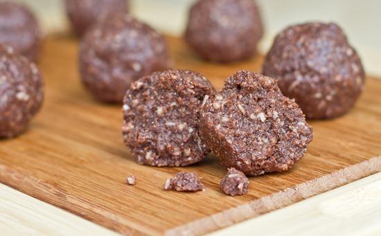 IMG 0362   No Bake Chocolate Macaroons