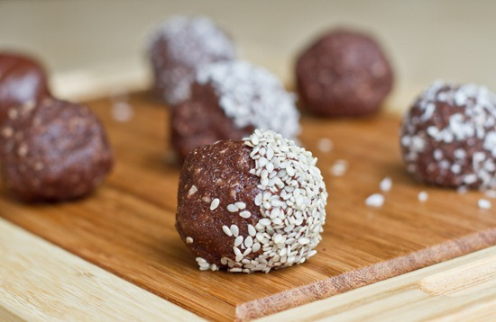 IMG 0370   No Bake Chocolate Macaroons