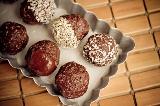 IMG 0375   No Bake Chocolate Macaroons