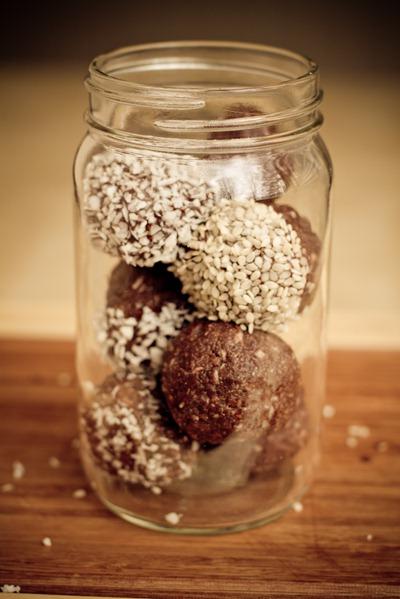 IMG 0379   No Bake Chocolate Macaroons