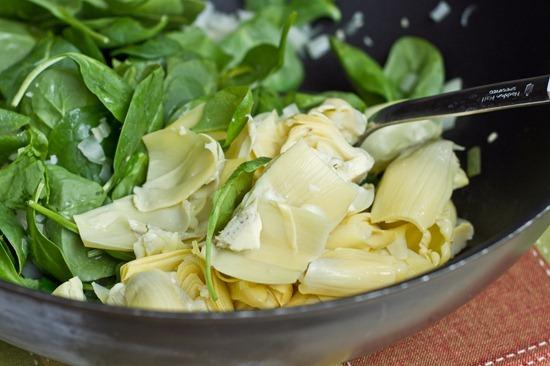 IMG 0457   Spinach Artichoke Dip + Party Menu Planning