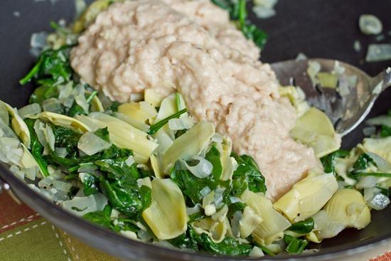 IMG 0462   Spinach Artichoke Dip + Party Menu Planning