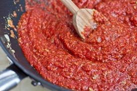 IMG 1011   Tomato Walnut Basil Pasta