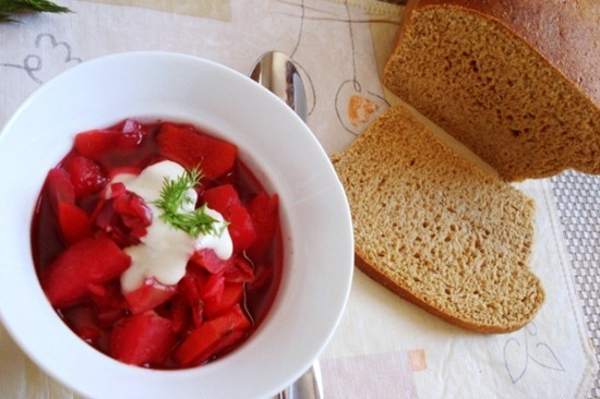 beet borscht   Recipe Link Love, Feb 28