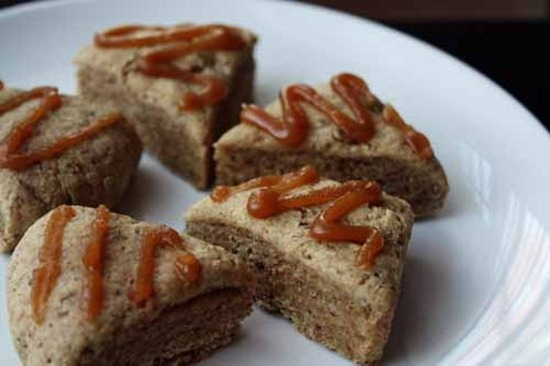 peanut butter scones 500x333   Recipe Link Love, Feb 28