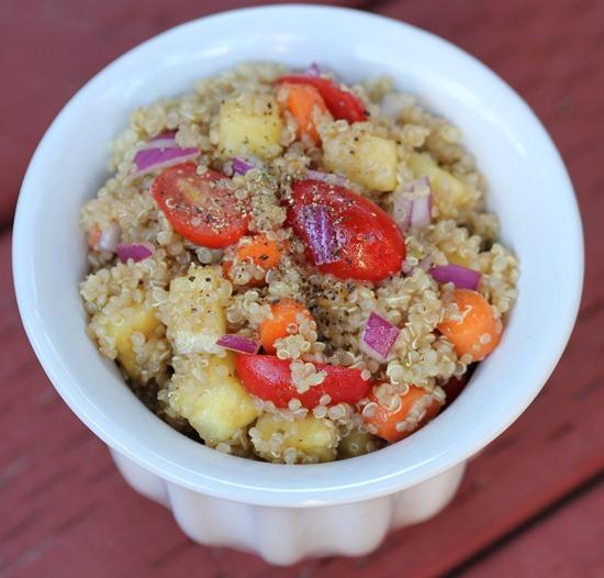 quinoa salad FINAL   Recipe Link Love, Feb 28