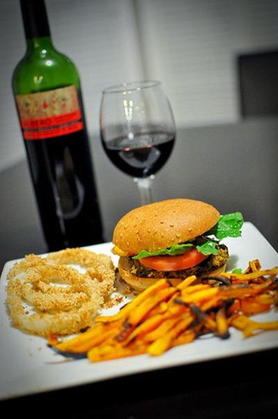 Burger   Recipe Link Love, March 2