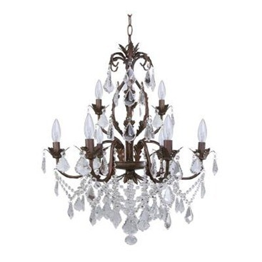 Heritage 9L Chandelier   Chandeliers  Which One Is Your Fav?