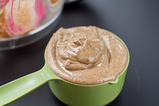 IMG 2536   Maple Cinnamon Almond Butter with Hemp, Flax, and Chia Seed