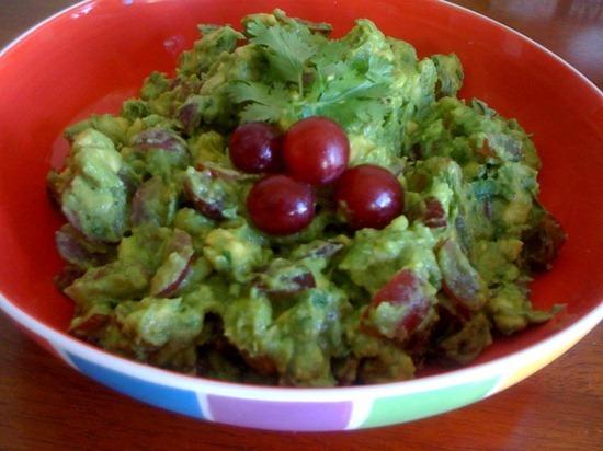 grape-guacamole