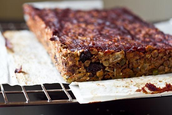 IMG 3970   Vegan Lentil Walnut Loaf with Sweet Potato