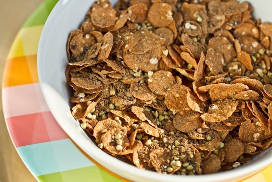 The Cereal Challenge: High Protein & High Fibre Cereal — Oh She ...