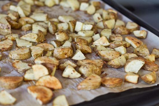 IMG 6188   Asparagus and Potato Salad