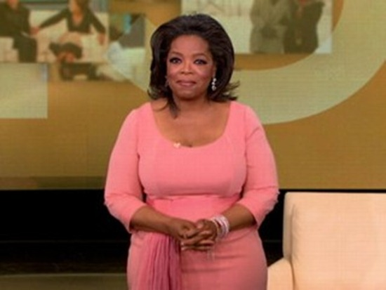 abc oprah final show nt 110525 mn   Oprah's Final Message