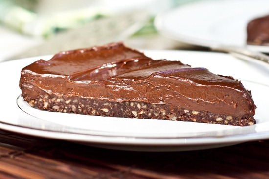 IMG 6961 3   Chilled Double Chocolate Torte: The No Bake Version