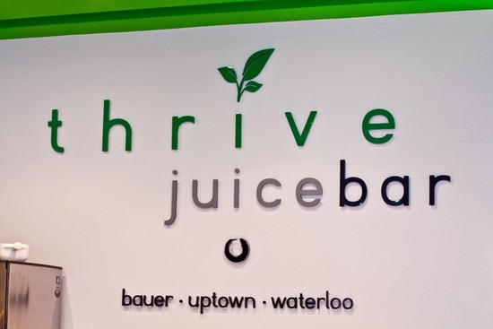 IMG 7938   Thrive Juice Bar