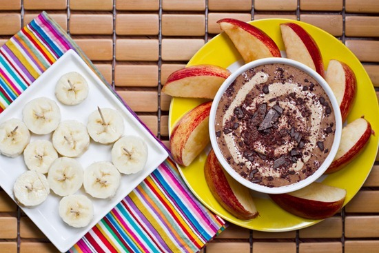 IMG 6551   Chocolate Peanut Butter Dip