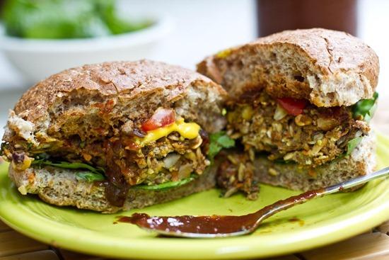 Image result for vegetarian burgers