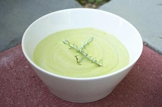 avocado soup   Guest Post: (never home)maker