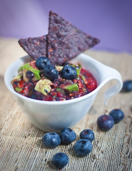 blueberry avocado salsa small