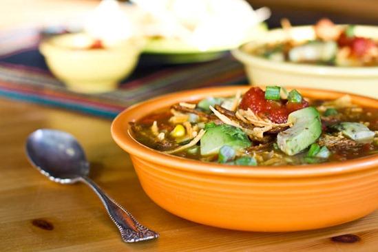 IMG 1304 thumb   Vegan Tortilla Soup