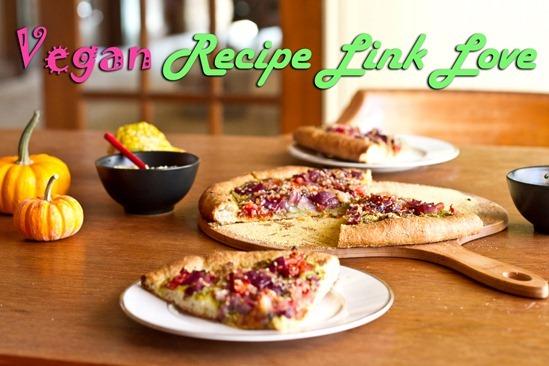 VEGANrecipelinklove thumb   Vegan Recipes Link Love