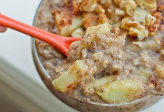 IMG 9758 thumb thumb   5 Favourite Hot Oatmeal Recipes