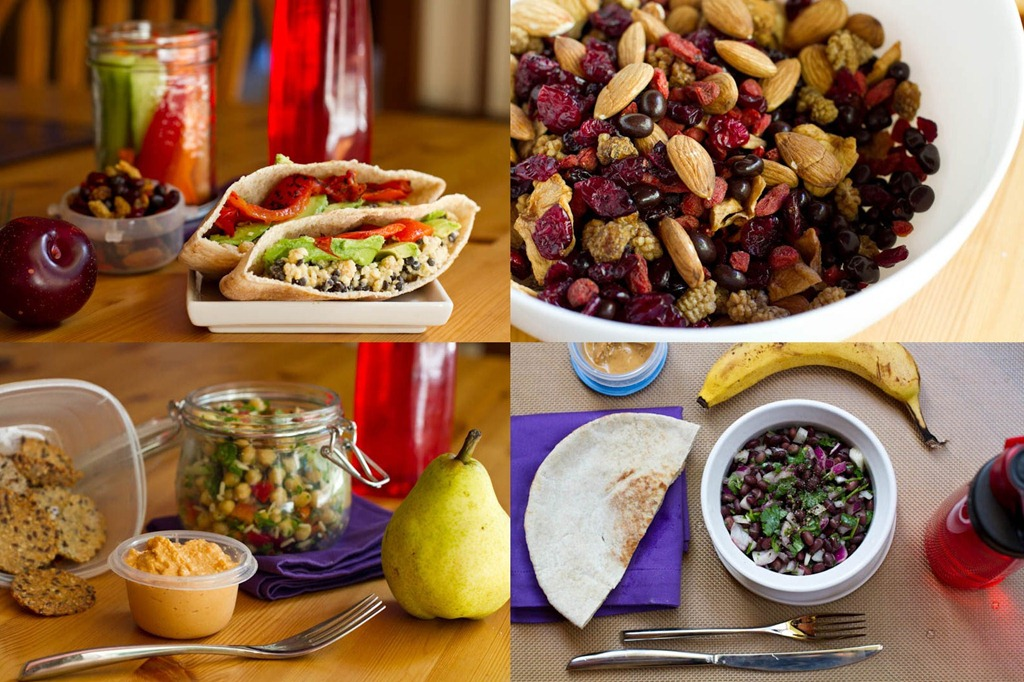 5 make ahead vegan and gluten free lunches part 1 oh she glows