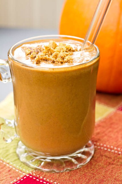 IMG 3310 thumb   Pumpkin Gingerbread Smoothie