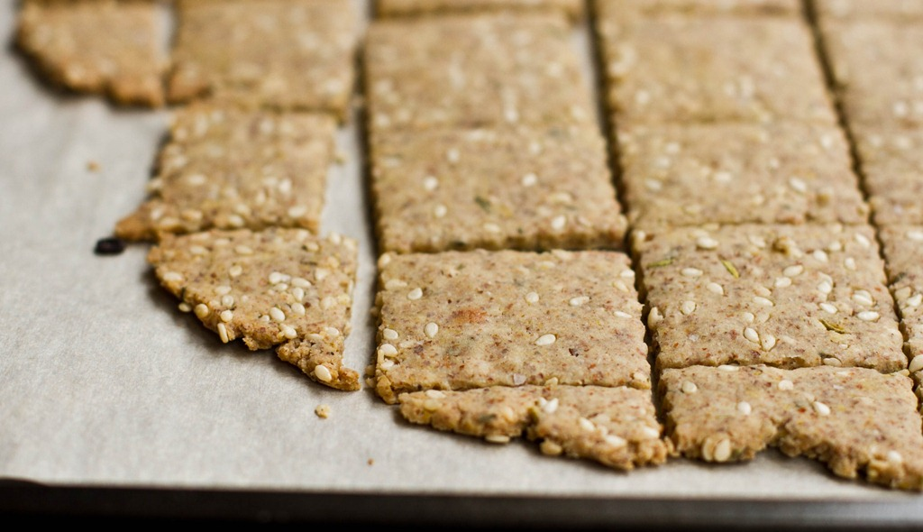 Easy vegan gluten free crackers oh she glows img3437 solutioingenieria Images