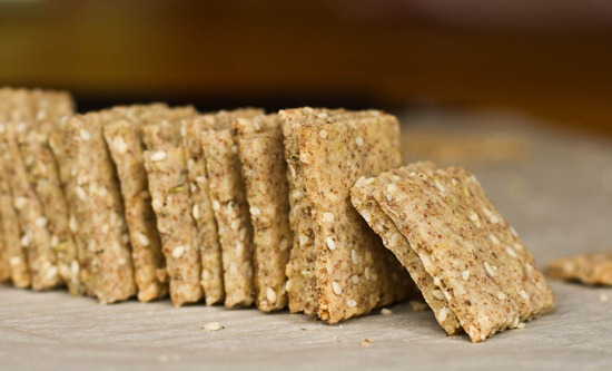 Easy Vegan & Gluten-Free Crackers — Oh She Glows