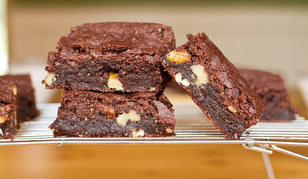 Vegan Brownies Two Ways Oh She Glows