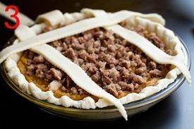 IMG 3703 thumb1   Vegan Pumpkin Pie, Three Ways: Classic, Rustic, & Gluten Free