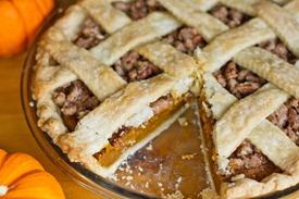IMG 3764 thumb1 thumb   Vegan Pumpkin Pie, Three Ways: Classic, Rustic, & Gluten Free