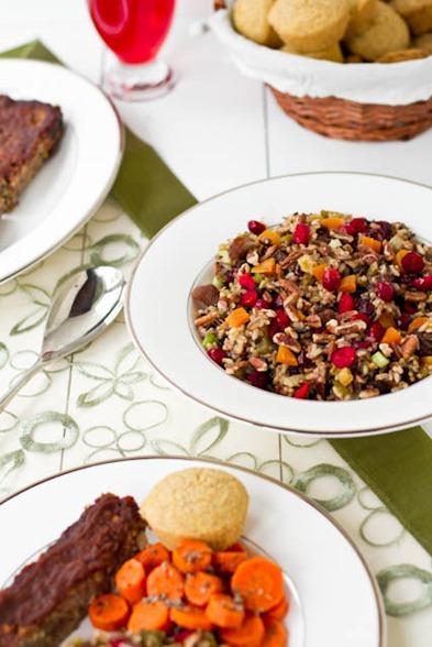 IMG 43972   Vegan Holiday Dinner Ideas + A New Recipe