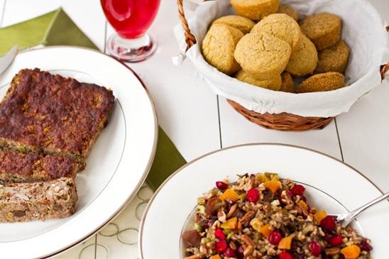 IMG 44101   Vegan Holiday Dinner Ideas + A New Recipe
