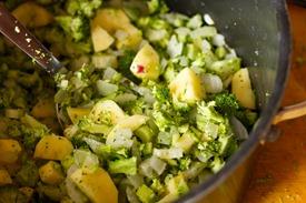 IMG 5631   Broccoli & Cheeze Soup