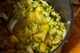 IMG 5632   Broccoli & Cheeze Soup