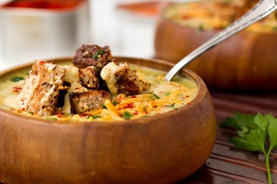 IMG 5660   Broccoli & Cheeze Soup