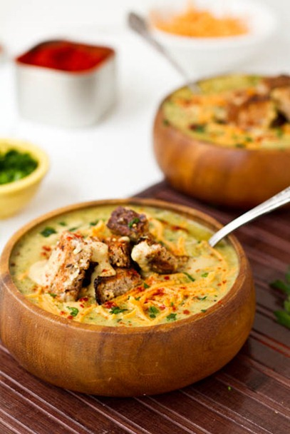 IMG 5666   Broccoli & Cheeze Soup