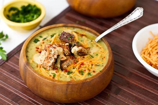 IMG 5667   Broccoli & Cheeze Soup