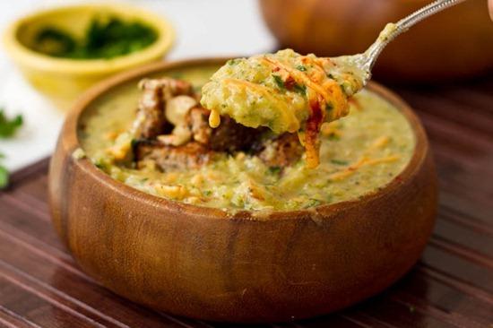IMG 5675   Broccoli & Cheeze Soup