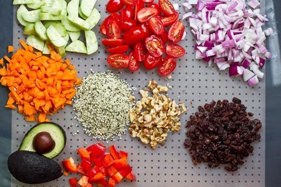 IMG 7625   Top 5 Salad Recipes of 2011